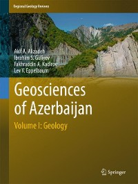 Cover Geosciences of Azerbaijan