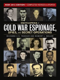 Cover Encyclopedia of Cold War Espionage, Spies, and Secret Operations