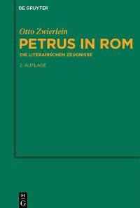 Cover Petrus in Rom
