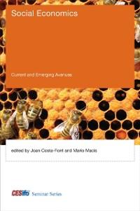 Cover Social Economics