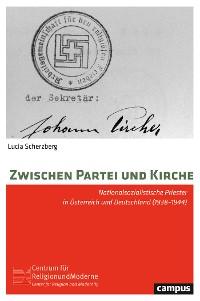 Cover Zwischen Partei und Kirche