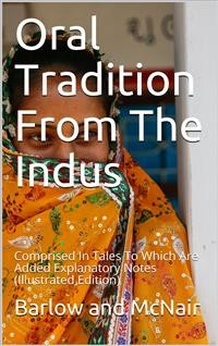 Cover Oral Tradition From The Indus
