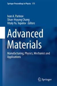 Cover Advanced Materials