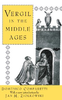 Cover Vergil in the Middle Ages