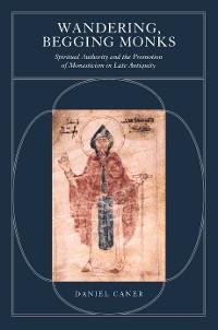 Cover Wandering, Begging Monks