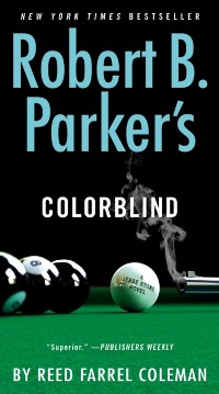 Cover Robert B. Parker's Colorblind