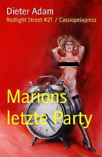 Cover Marions letzte Party