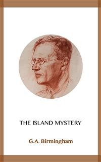 Cover The Island Mystery