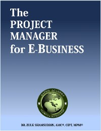 Cover The Project Manager for E Business