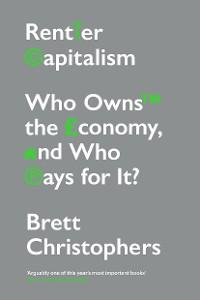 Cover Rentier Capitalism