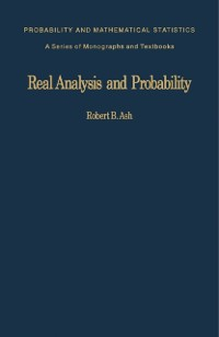 Cover Real Analysis and Probability