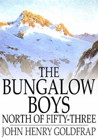 Cover Bungalow Boys North of Fifty-Three