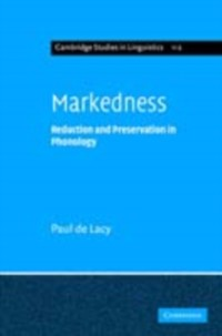 Cover Markedness