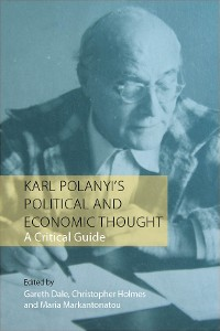 Cover Karl Polanyi's Political and Economic Thought