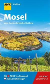 Cover ADAC Reiseführer Mosel