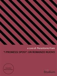 """Cover """"I Promessi Sposi"""": un romanzo nuovo"""