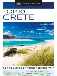 Cover DK Eyewitness Top 10 Crete