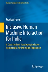 Cover Inclusive Human Machine Interaction for India