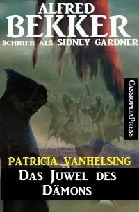 Cover Patricia Vanhelsing - Das Juwel des Dämons