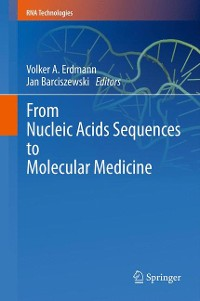Cover From Nucleic Acids Sequences to Molecular Medicine