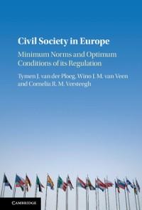 Cover Civil Society in Europe