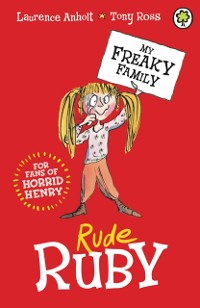 Cover Rude Ruby