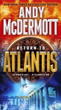 Cover Return to Atlantis