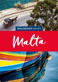 Cover Baedeker SMART Reiseführer Malta