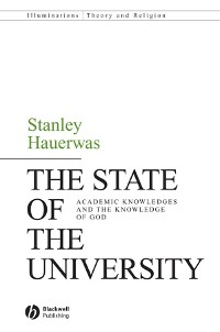 Cover The State of the University