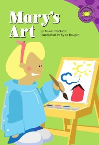 Cover Mary's Art