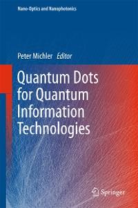 Cover Quantum Dots for Quantum Information Technologies