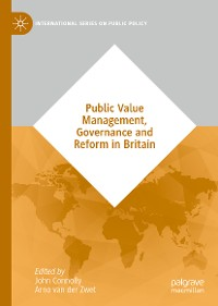 Cover Public Value Management, Governance and Reform in Britain
