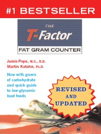 Cover The T-Factor Fat Gram Counter