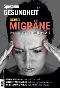 Cover Spektrum Gesundheit- Migräne