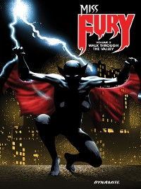 Cover Miss Fury (2013), Volume 2