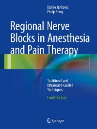 Cover Regional Nerve Blocks in Anesthesia and Pain Therapy