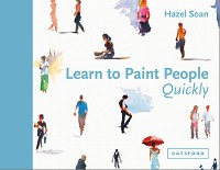 Cover Learn to Paint People Quickly