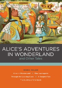 Cover Alice's Adventures in Wonderland and Other Tales