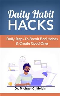 Cover Daily Habit Hacks