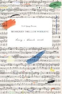 Cover Musikken imellem noderne
