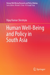 Cover Human Well-Being and Policy in South Asia