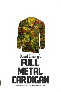 Cover Full Metal Cardigan
