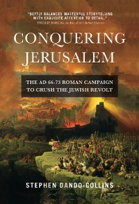 Cover Conquering Jerusalem