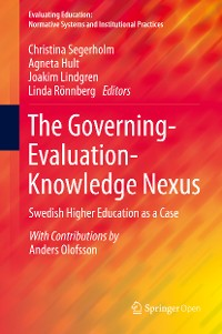 Cover The Governing-Evaluation-Knowledge Nexus