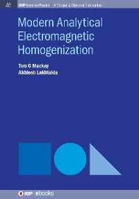 Cover Modern Analytical Electromagnetic Homogenization