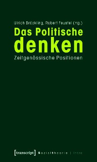 Cover Das Politische denken