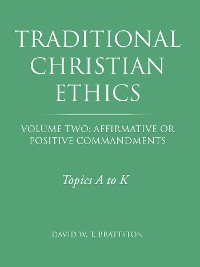 Cover Traditional Christian Ethics