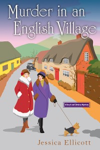 Cover Murder in an English Village