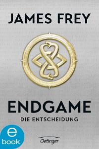 Cover Endgame. Die Entscheidung