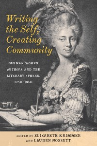 Cover Writing the Self, Creating Community